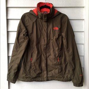 NorthFace Resolve Waterproof Packable Rain Jacket